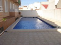 2 bedroom apartment in Catral, with private roof terrace. (1)